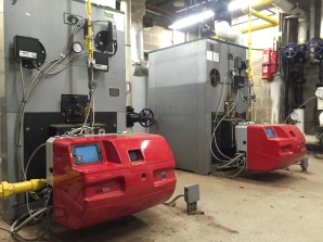Boiler Oil to Gas Conversion