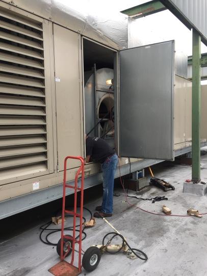 Isolator Replacement