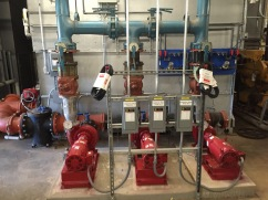 New Condenser Pumps